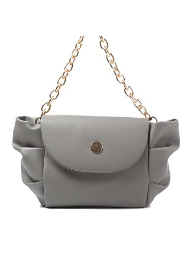 TH Bags Messenger / Askılı Çanta Gri